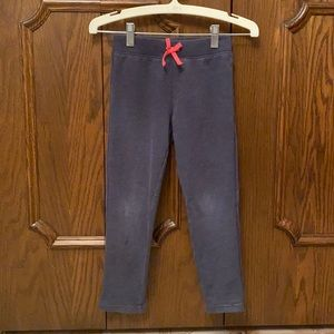 Osh Kosh girls sweatpants size 7